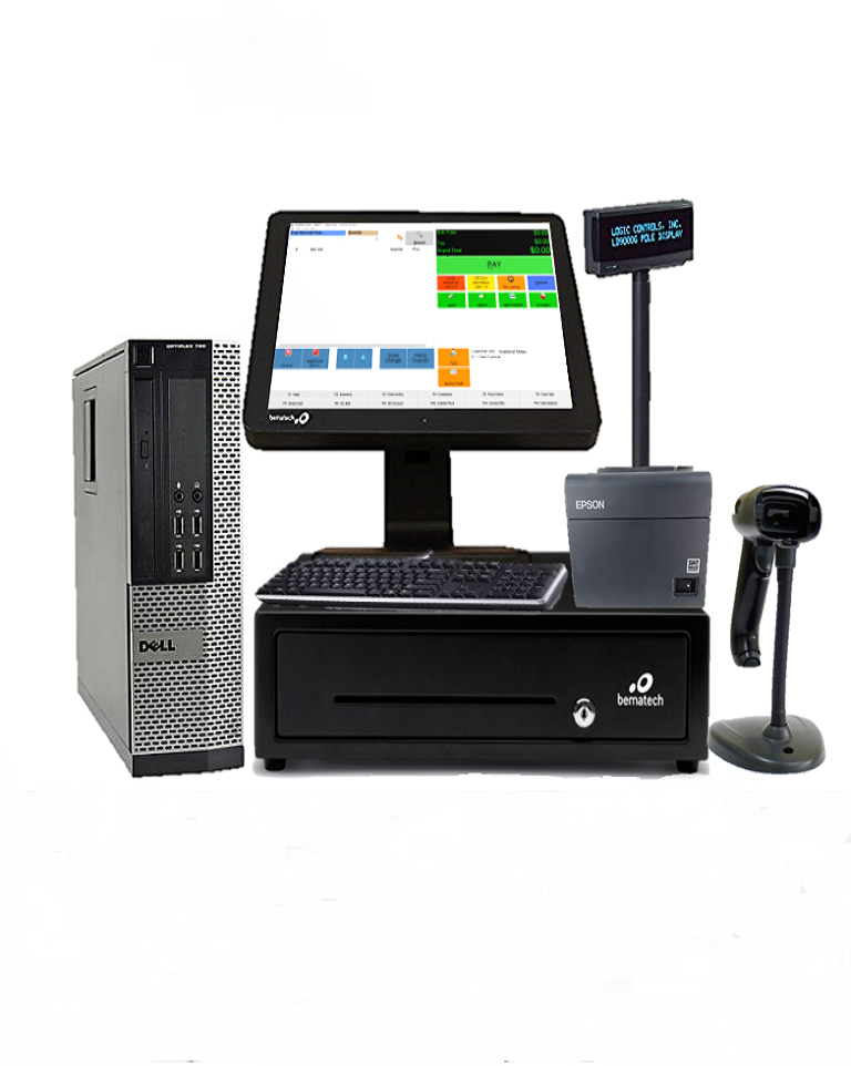 POS Software and Hardware, Retail and Restaurant POS Systems