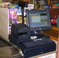 Cash Register Express Complete POS retail system