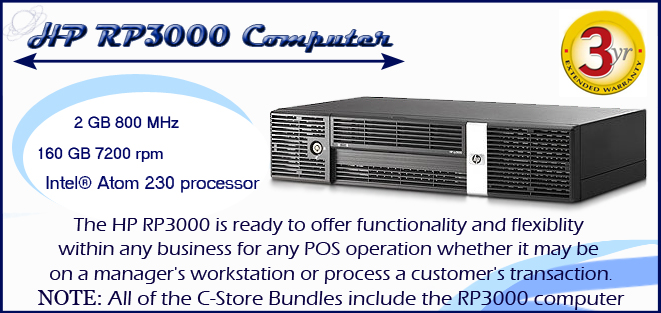 HP RP3000 Computer