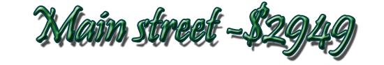 Main Street - $2889