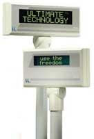 Ultimate Technology Pole Display