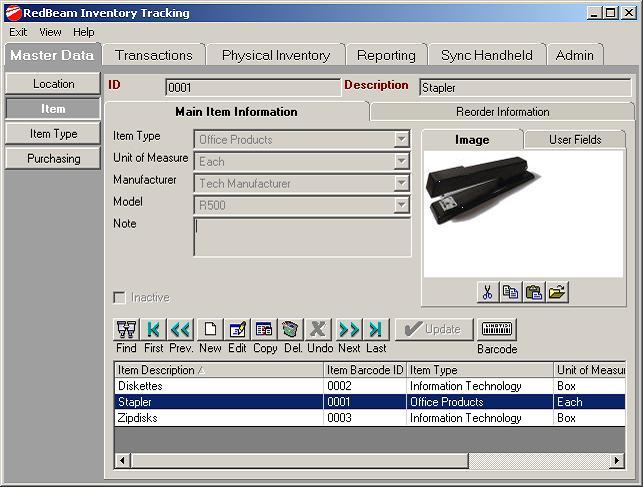 Desktop Screen Shot