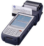 Posiflex M1 POS Handheld Computer