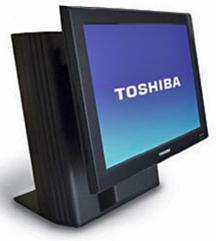 Toshiba Touchscreen