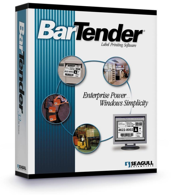 Bartender Label Software