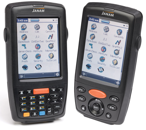 Janam XP30 Rugged Computer
