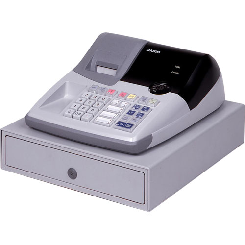 Casio PCR-260B Cash Register