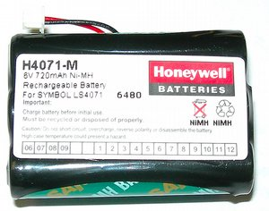 Honeywell Batteries for Symbol/Motorola